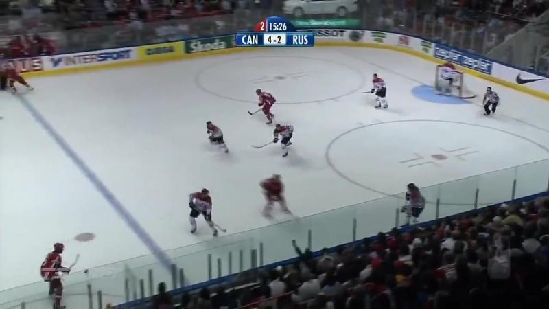 ЧМ-2008 Финал Канада-Россия.