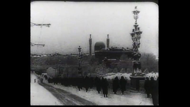900 незабываемых дней. Ленинград в блокаде. 1964 год
