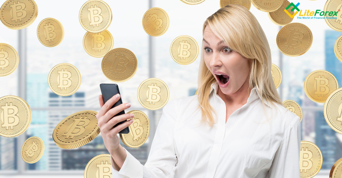 New bitcoin highs – price is above $12 000 and market cap is $200 billion