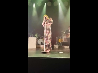Florence + The Machine — Only If For A Night (Live at Victoria Theatre, Halifax   05.05.2018)