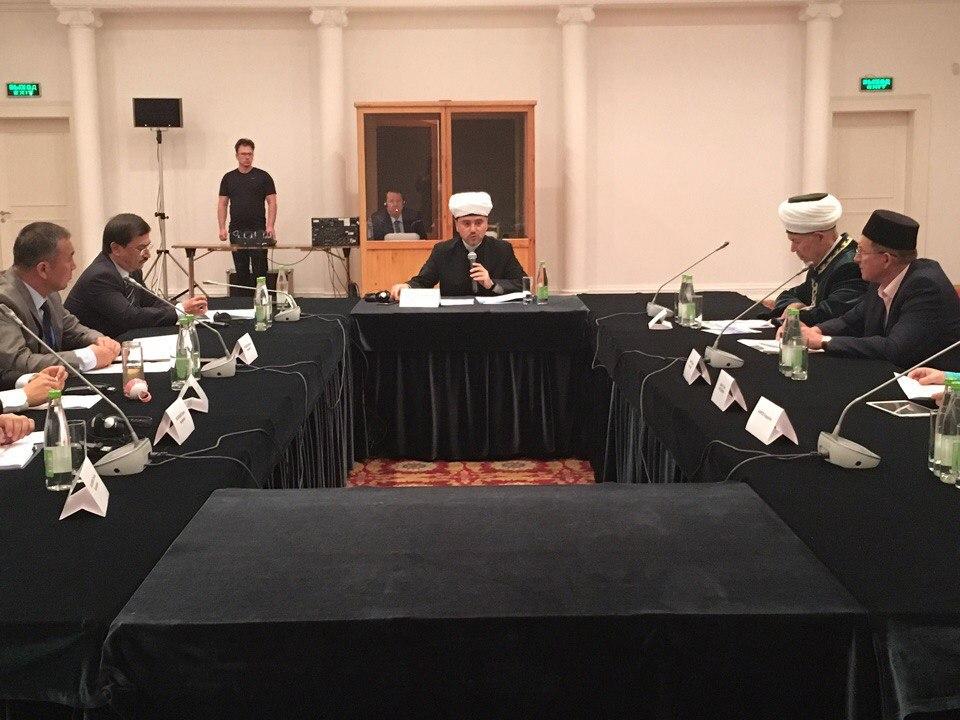 Владимир Путин направил приветственную телеграмму участникам открытия Болгарской исламской академии