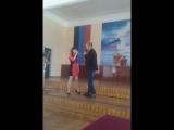 Шедер Яна и Сергей Дебольц -