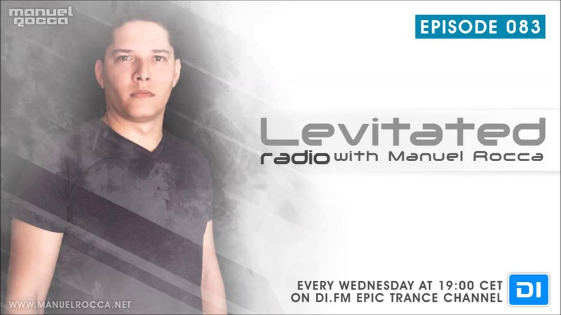 Manuel Rocca Levitated Radio 083 11 04 18