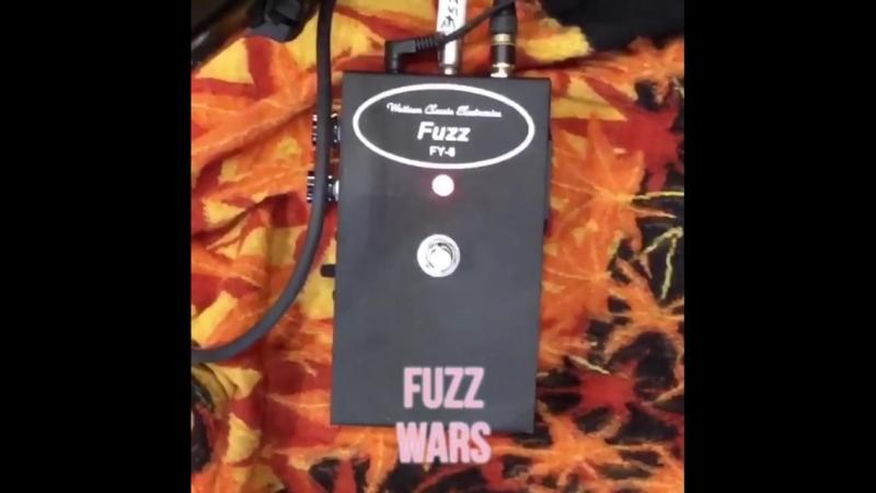 Watson Classic Electronics FY-6 Fuzz.