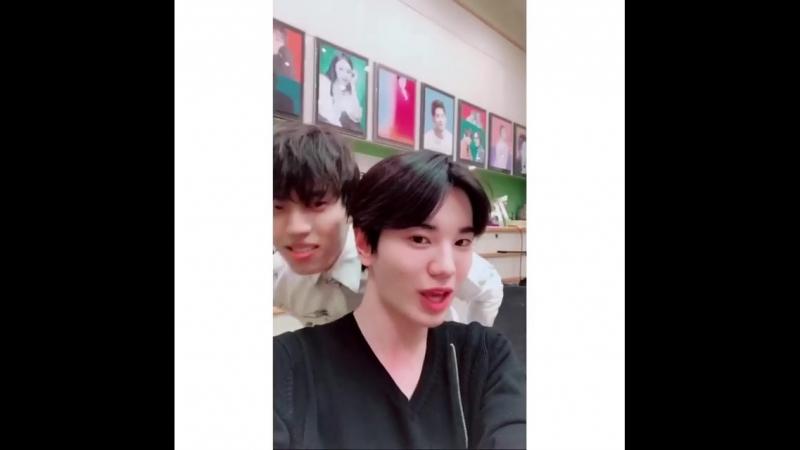 [12.02.18] KBS Cool FM Lee Hongkis Kiss The Radio (Дону и Сонджон)