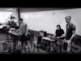 The Boxer Rebellion - Diamonds (Pandora Whiteboard Sessions 2013)