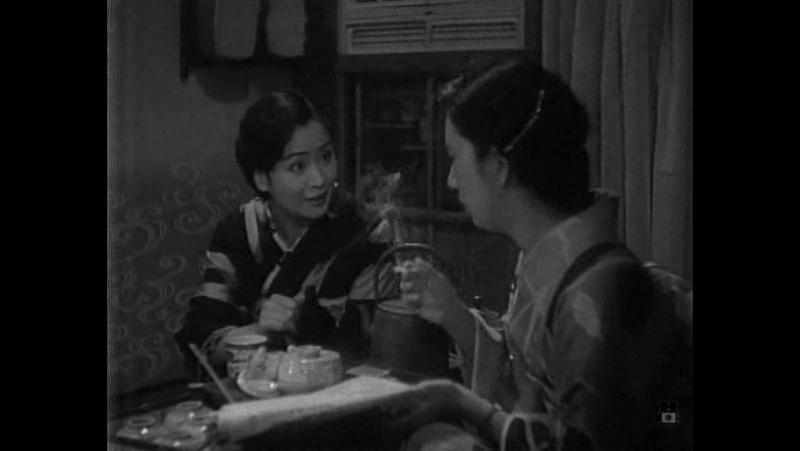 Ashita no namikimichi (Mikio Naruse, 1936)