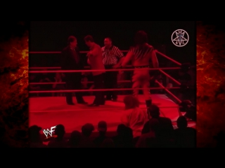 Kane  vs Mankind  Raw 1998