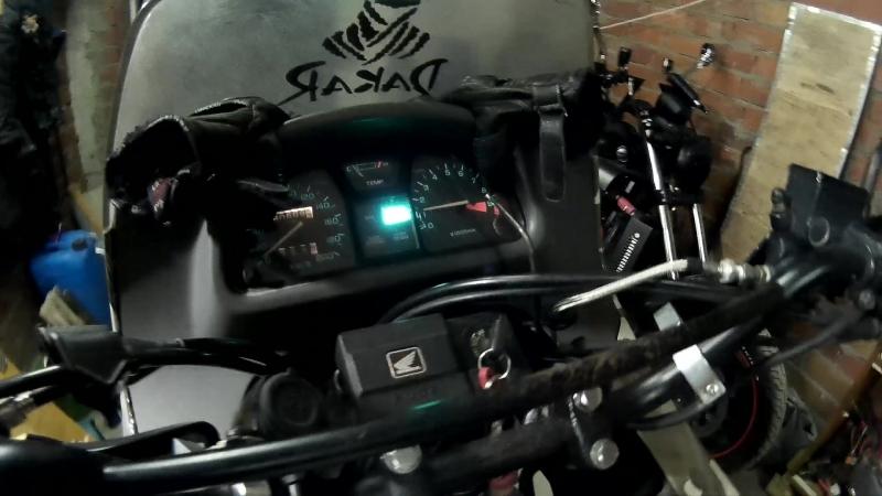 Transalp XL 600 V 1990г. Проблемы((