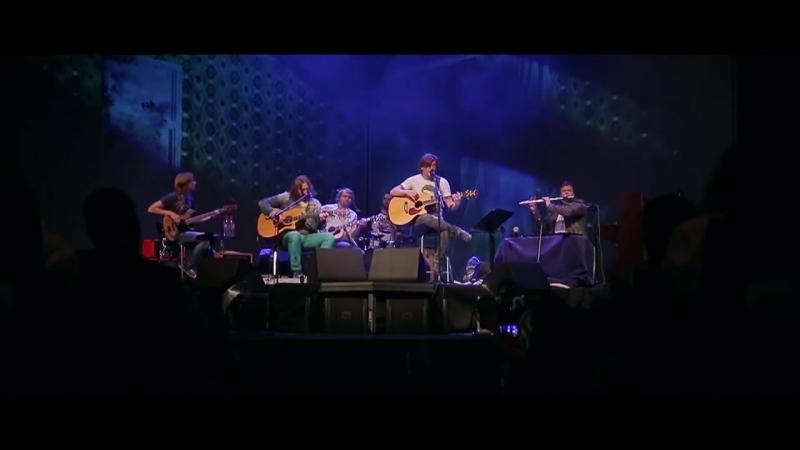 Би-2 - Серебро. LIVE. Квартирник (акустика). .mp4