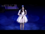 180123 Fancam Nancy - Part of your world (The Little Mermaid OST) @ The 5th Edaily Culture Awards