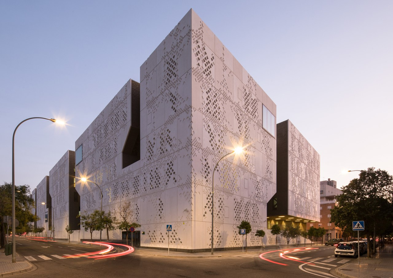 Palace of Justice / Mecanoo