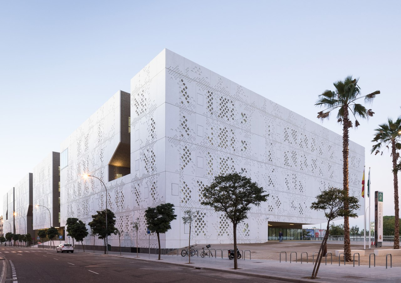 Palace of Justice / Mecanoo