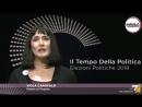 Viola Carofalo di Potere al Popolo appello La7