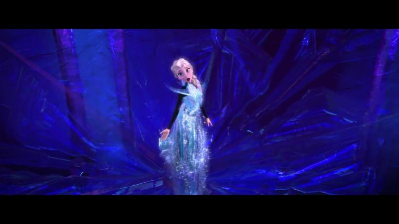 Music Clips. Anna Buturlina - Let It Go Анна Бутурлина - Отпусти и Забудь | Russian (From
