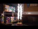свеча тортовая