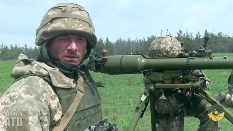 Навчання як реальний бій – підрозділи ДШВ тренуються на полігонах в районі проведення АТО