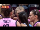 Top 10 Volleyball Spikes by Samanta Fabris from Croatia - Womens Club World Championship 2016