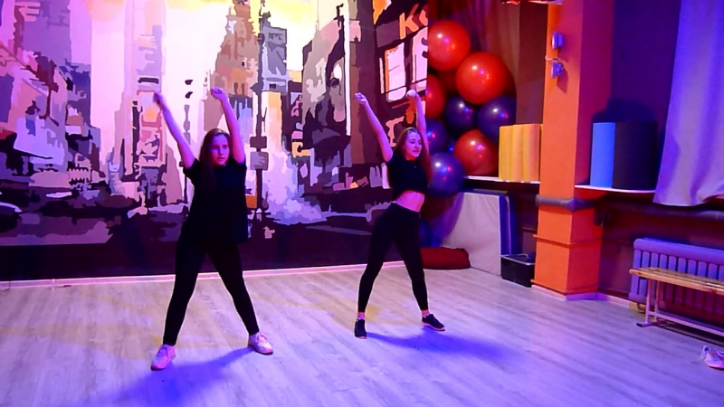 KATYA MA'YA   JAZZ FUNK (Level.1)   Brian Friedman Choreography