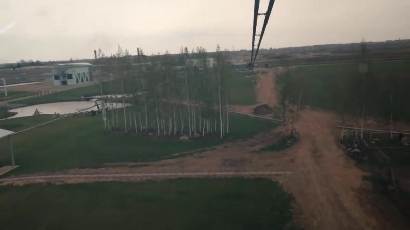 SkyWay - Первый полет на Юнибусе делегации из Екатеринбурга (25.04.2018) ( 720 X 1280 ).mp4