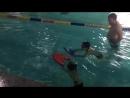 Детское плавание в бассейне AquaStars