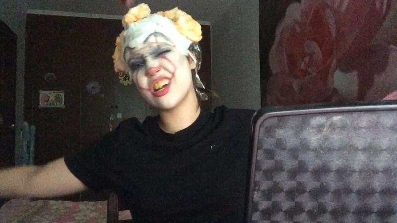 Хэллоуин. Ляпы Клоуна. 🎈🤡