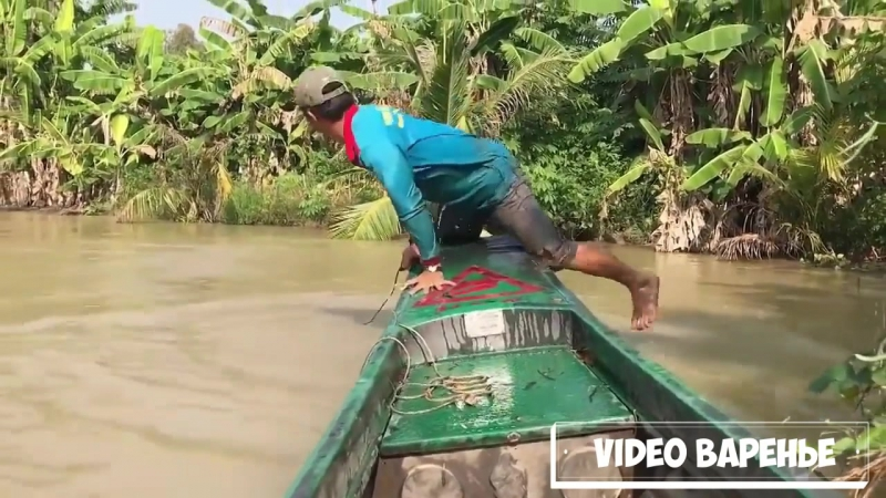 Крупный улов (VIDEO ВАРЕНЬЕ)
