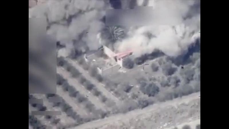 ВВС Ирака работают по ИГ