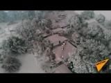 Кадры извержения вулкана в Гватемале