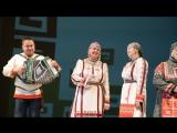 Народный фольклорный ансамбль'' Уяв''