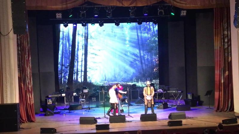группа Туманный лес 15.10.17 Фестиваль живой КАНТРИ, ФОЛК И ЭТНО МУЗЫКИ