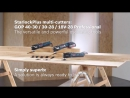 Bosch GOP Professional Starlock Multi-cutter range