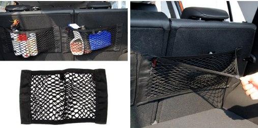 Дополнительные карманы в багажник
