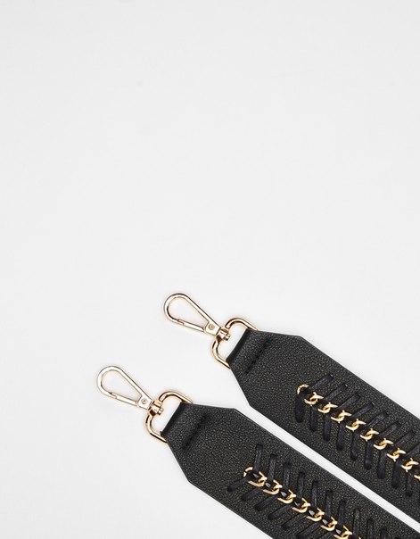 Ремень для сумки, с цепочкой