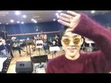RUS SUB Трансляция Zion.T репетиция перед концертом CINEMA