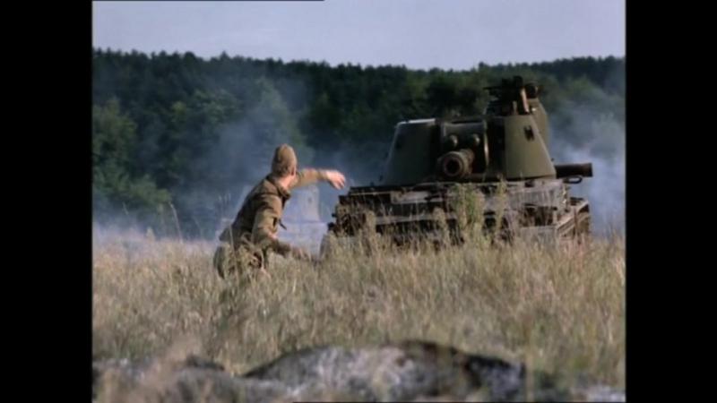 В июне 41-го (2003). Отражение советскими артиллеристами атаки немецкой бронетехники, 1941 год