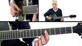 Pat Martino Guitar Lesson Diminished Parental Form Dom7 - The Nature of Guitar