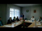 Сегодня состоялись выборы главы района. Им стал А.Ю.Мартынов.