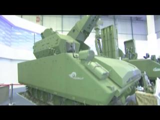 FNSS - новые военные активы Статическая В IDEF 2015 [1080]