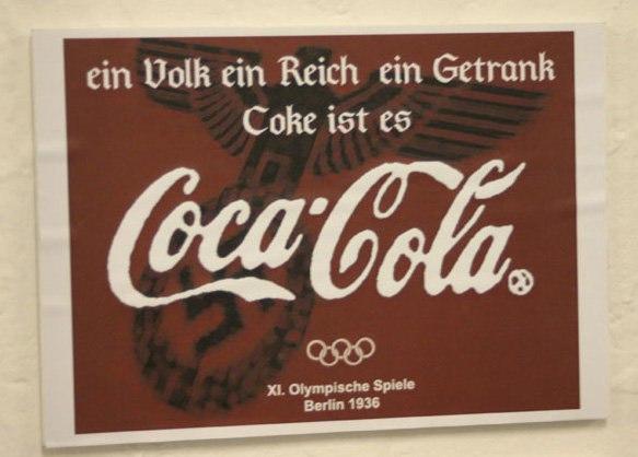 10 крупных фирм, которые занимались спекуляцией вместе с нацистами