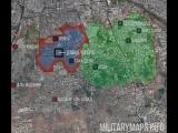 Как САА и Союзники зачистили район Хаджар Аль-Асвад, от террористов ИГ* (запрещено в России) .