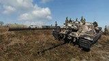 FV217 Badger, Химмельсдорф, Встречный бой