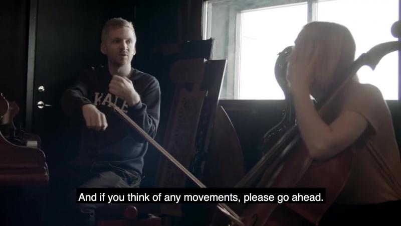 Olafur Arnalds - Unnur Jónsdóttir (All Strings Attached - EP5)