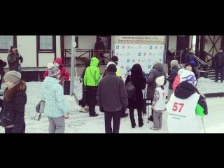 сдача нормативов ГТО по лыжным гонкам