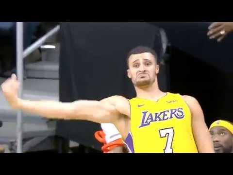 Kyle Kuzma TOP 10 Plays of the 2017 2018 NBA Season HD