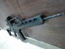 Разборка макета штурмовой винтовки HK G36