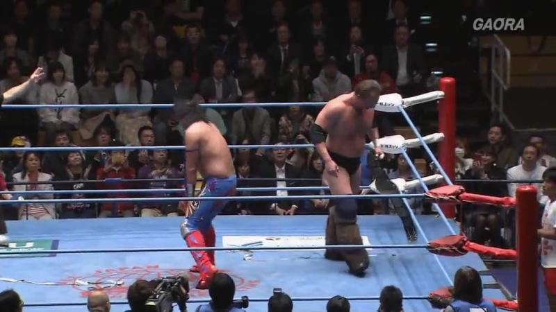 Joe Doering (c) vs. Yoshitatsu (AJPW - Starting Over 2017 - Day 4)