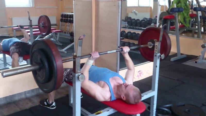100kg triceps 1x