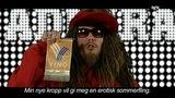 Bye & Rønning - Spinning (musikkvideo) - Admiral P parodi