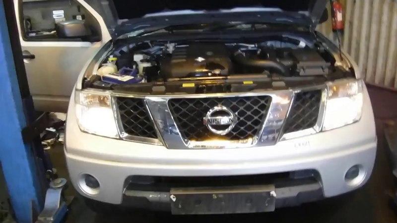 Авторазбор Nissan Navara 2006 2.5 YD25D МКПП 70т